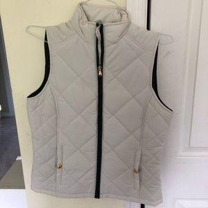 Lauren by Ralph Lauren Cream Vest
